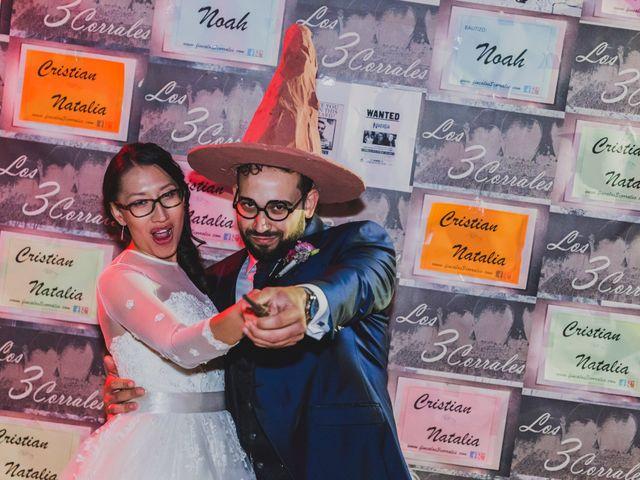 La boda de Cristian y Natalia en Chinchon, Madrid 52
