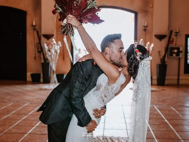 La boda de Daniel  y Bella Ángeles  en Lepe, Huelva 3