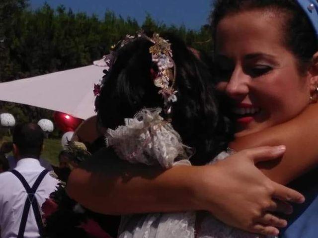 La boda de Daniel  y Bella Ángeles  en Lepe, Huelva 6