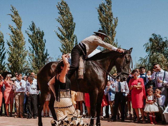 La boda de Daniel  y Bella Ángeles  en Lepe, Huelva 7