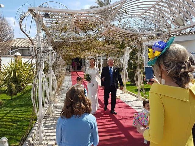 La boda de Raul y Beatriz en Torreperogil, Jaén 2