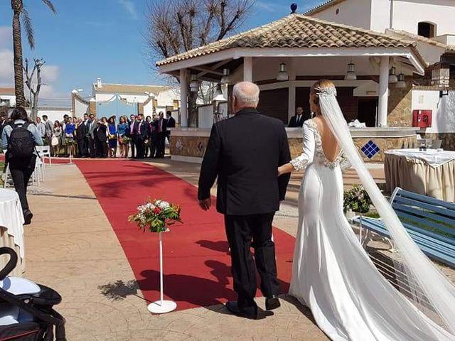 La boda de Raul y Beatriz en Torreperogil, Jaén 8