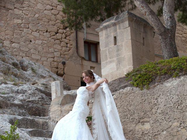La boda de Rafa y Melani en Alacant/alicante, Alicante 35