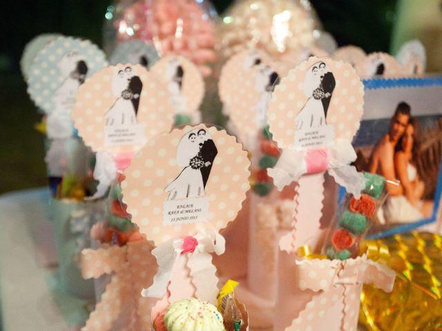 La boda de Rafa y Melani en Alacant/alicante, Alicante 39