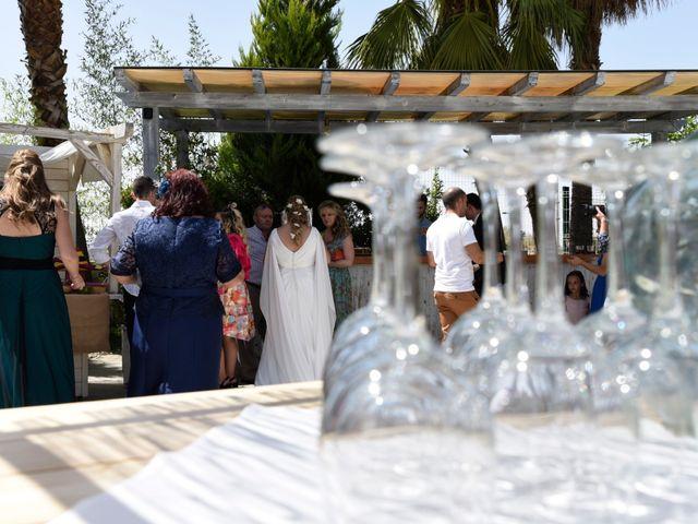 La boda de Carlos y Maria en Huetor Vega, Granada 14