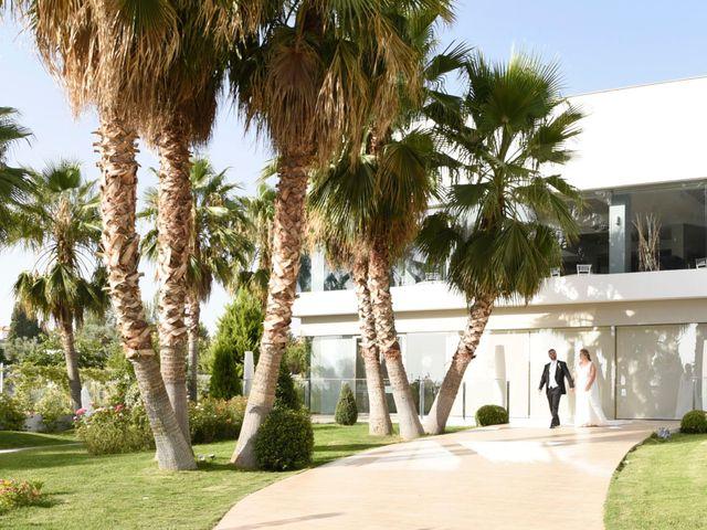La boda de Carlos y Maria en Huetor Vega, Granada 21
