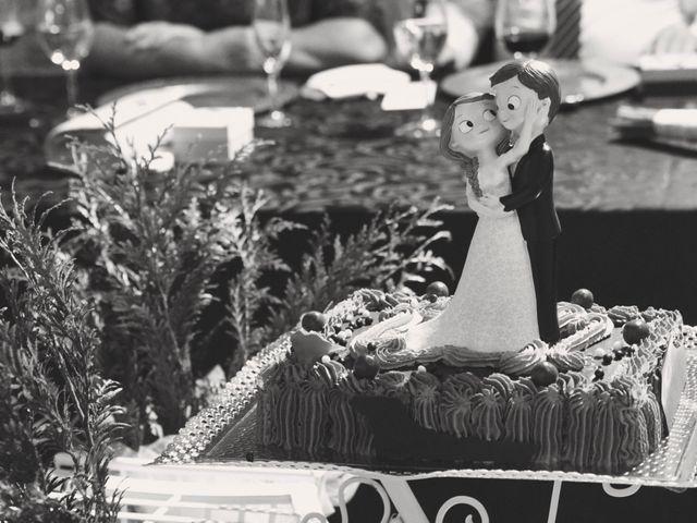 La boda de Carlos y Maria en Huetor Vega, Granada 25