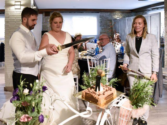 La boda de Carlos y Maria en Huetor Vega, Granada 26