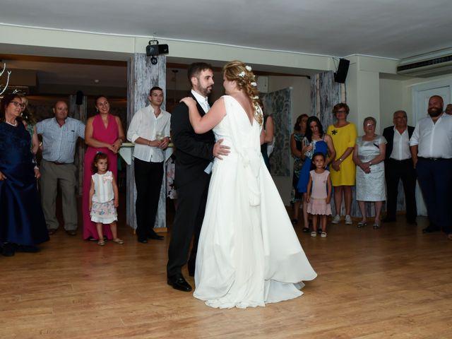 La boda de Carlos y Maria en Huetor Vega, Granada 27