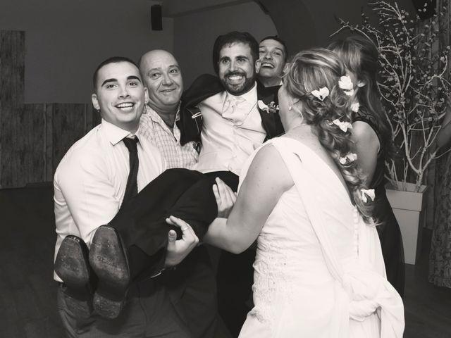 La boda de Carlos y Maria en Huetor Vega, Granada 28
