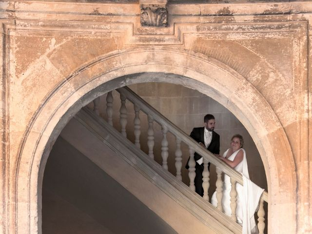 La boda de Carlos y Maria en Huetor Vega, Granada 32