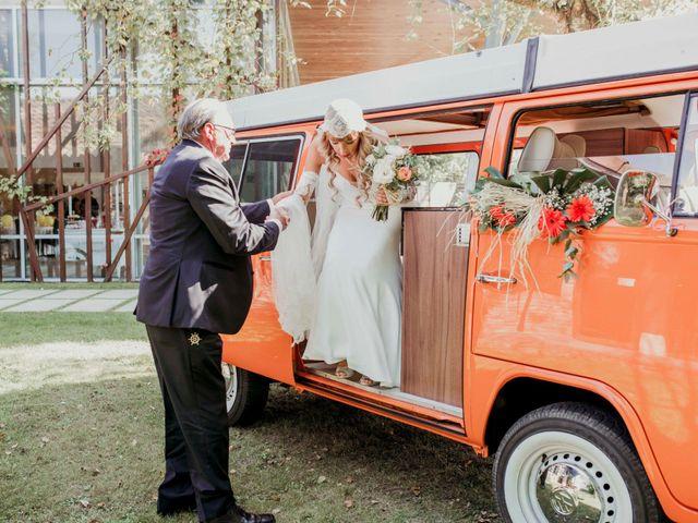 La boda de Alex y Lara en Oruña De Pielagos, Cantabria 26