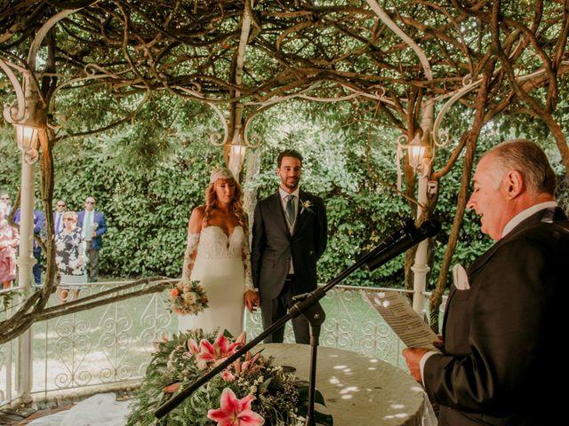 La boda de Alex y Lara en Oruña De Pielagos, Cantabria 34