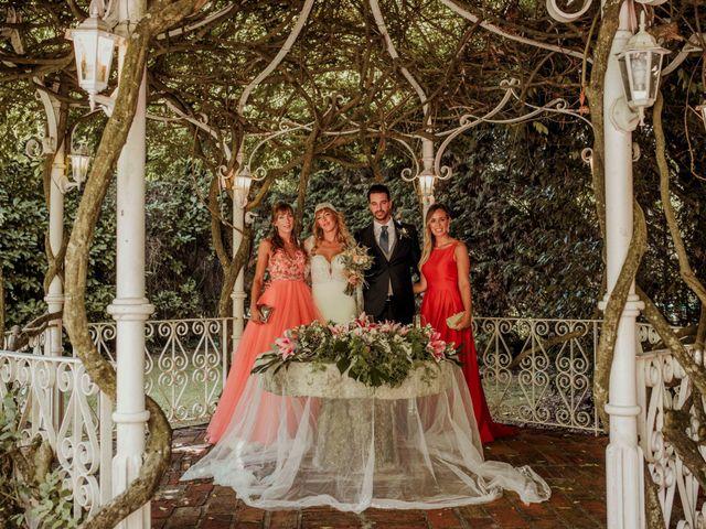 La boda de Alex y Lara en Oruña De Pielagos, Cantabria 45