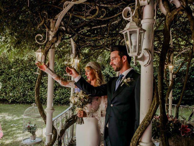 La boda de Alex y Lara en Oruña De Pielagos, Cantabria 46