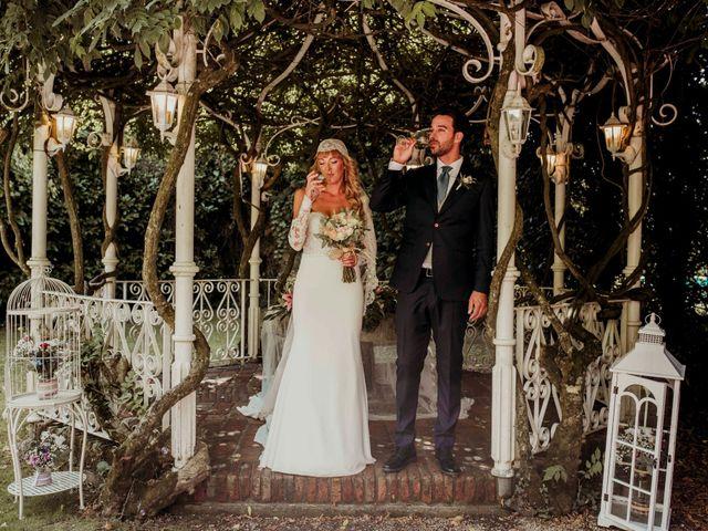 La boda de Alex y Lara en Oruña De Pielagos, Cantabria 48