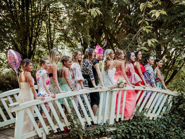 La boda de Alex y Lara en Oruña De Pielagos, Cantabria 50