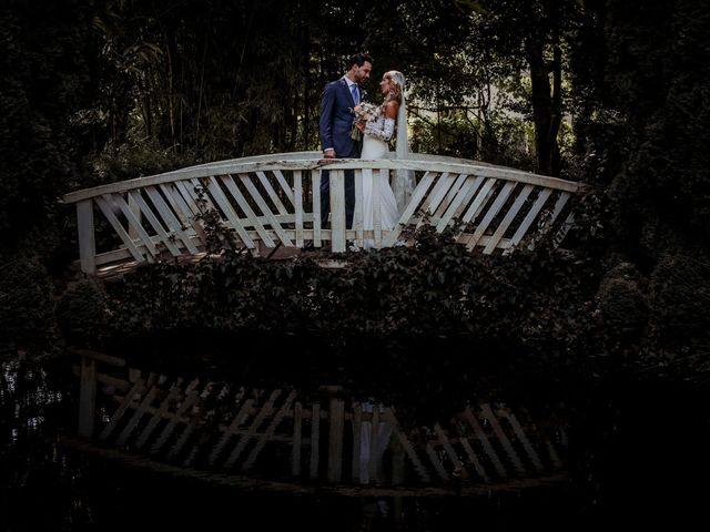 La boda de Alex y Lara en Oruña De Pielagos, Cantabria 52