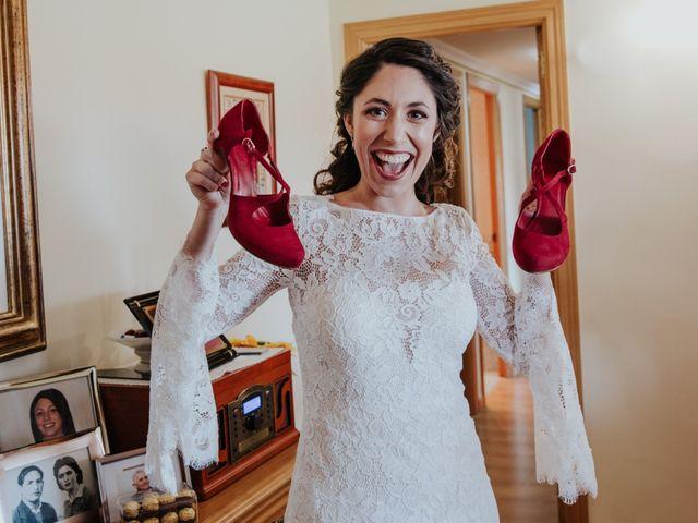 La boda de Jorge y Lorena en Torrelodones, Madrid 12