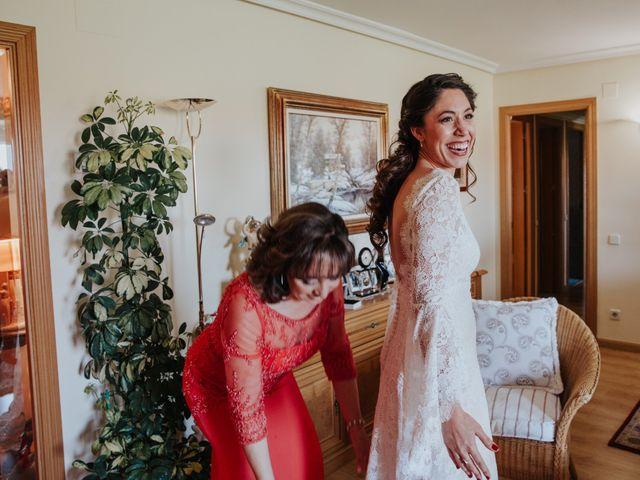 La boda de Jorge y Lorena en Torrelodones, Madrid 17