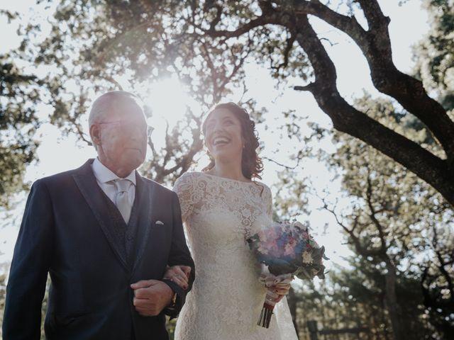 La boda de Jorge y Lorena en Torrelodones, Madrid 28