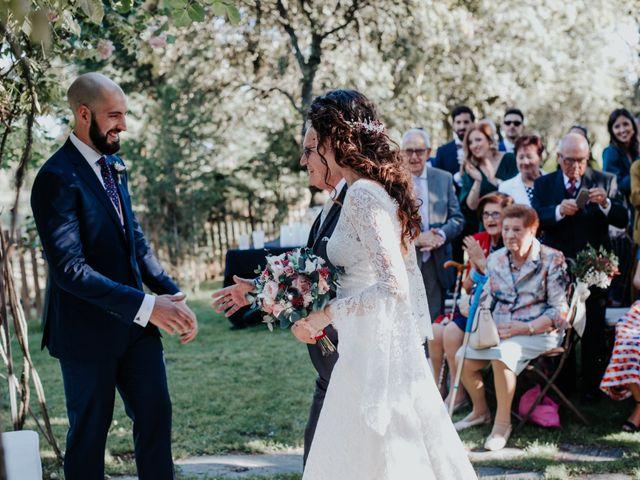 La boda de Jorge y Lorena en Torrelodones, Madrid 30