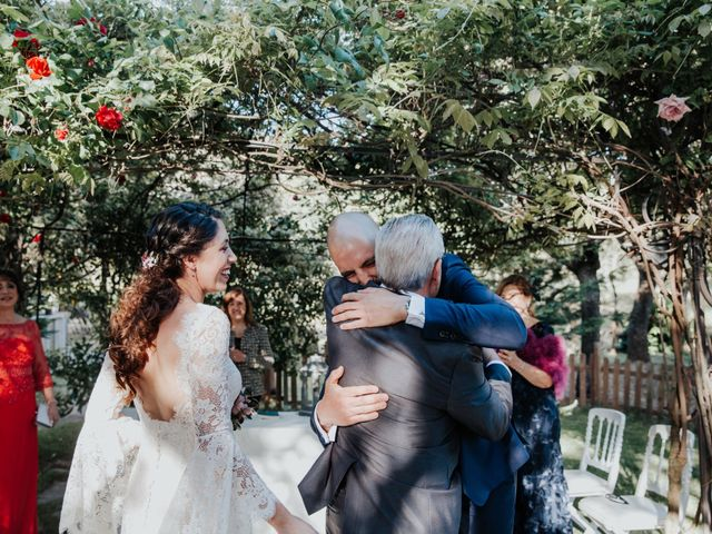 La boda de Jorge y Lorena en Torrelodones, Madrid 31