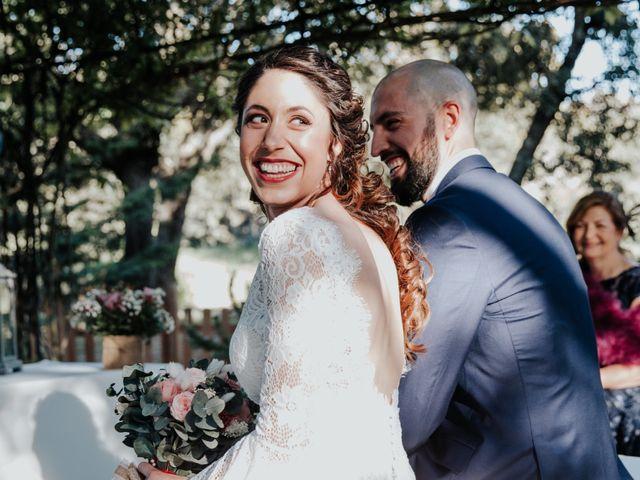 La boda de Jorge y Lorena en Torrelodones, Madrid 36