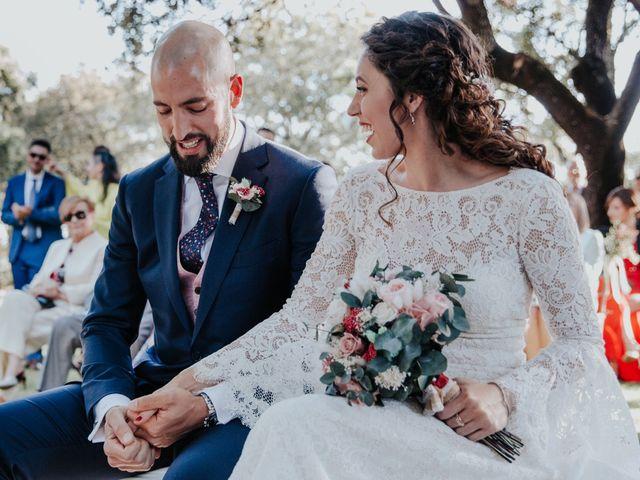 La boda de Jorge y Lorena en Torrelodones, Madrid 40