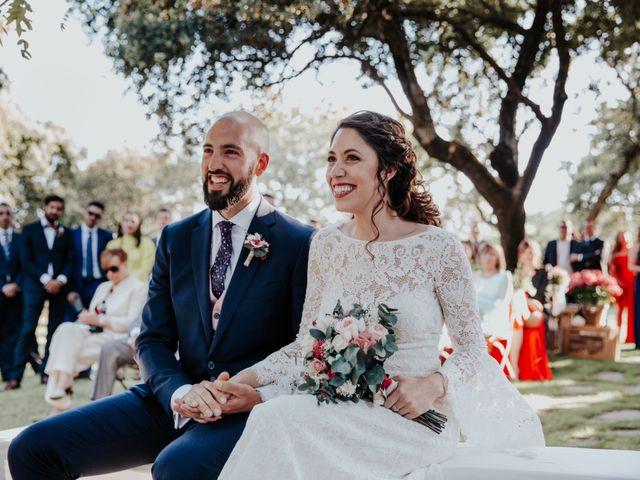 La boda de Jorge y Lorena en Torrelodones, Madrid 41