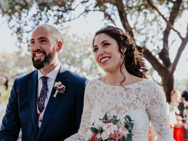 La boda de Jorge y Lorena en Torrelodones, Madrid 42
