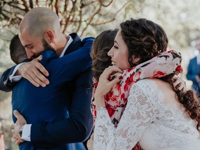 La boda de Jorge y Lorena en Torrelodones, Madrid 44