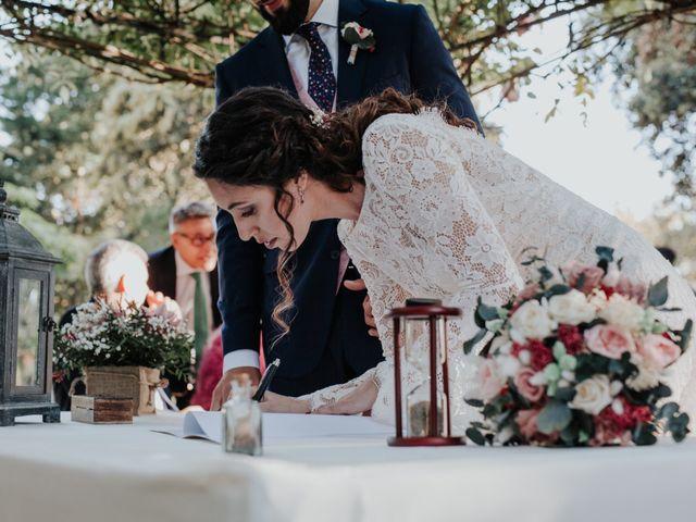 La boda de Jorge y Lorena en Torrelodones, Madrid 48