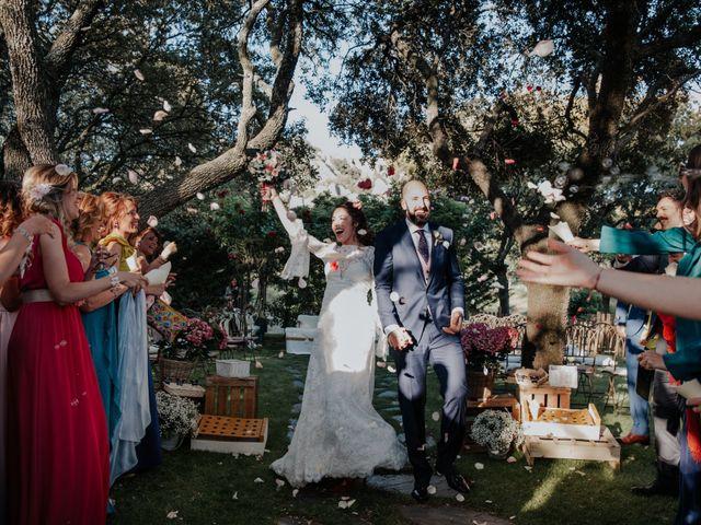 La boda de Jorge y Lorena en Torrelodones, Madrid 51