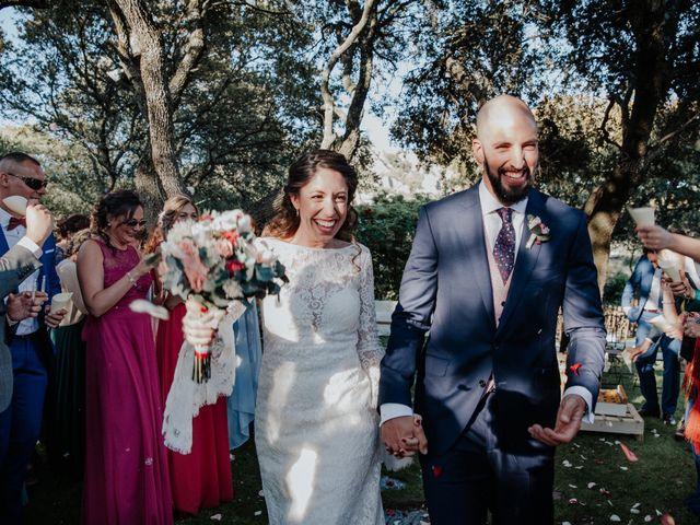 La boda de Jorge y Lorena en Torrelodones, Madrid 52