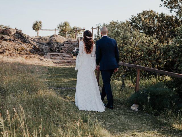 La boda de Jorge y Lorena en Torrelodones, Madrid 54