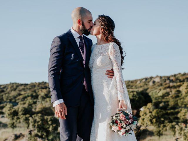 La boda de Jorge y Lorena en Torrelodones, Madrid 56