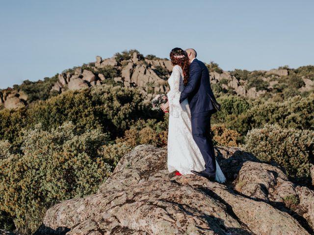 La boda de Jorge y Lorena en Torrelodones, Madrid 59