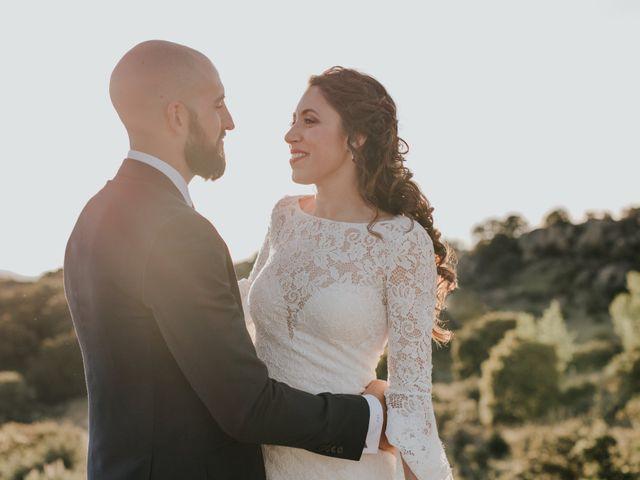 La boda de Jorge y Lorena en Torrelodones, Madrid 60
