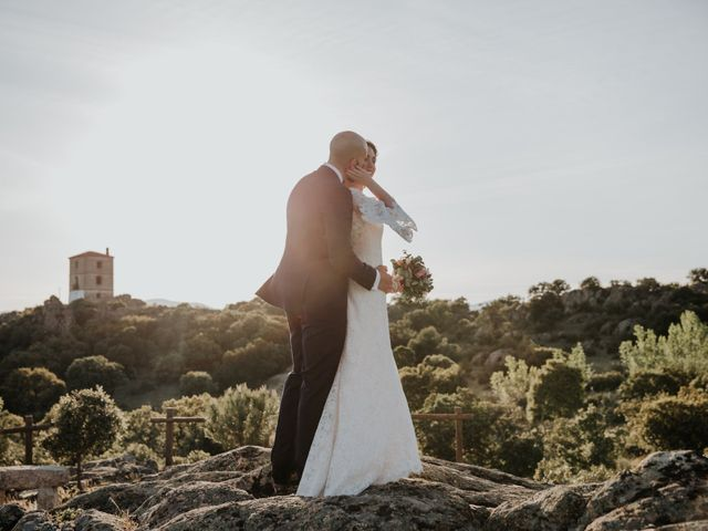 La boda de Jorge y Lorena en Torrelodones, Madrid 64