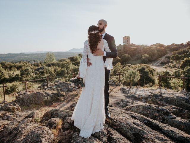 La boda de Jorge y Lorena en Torrelodones, Madrid 67