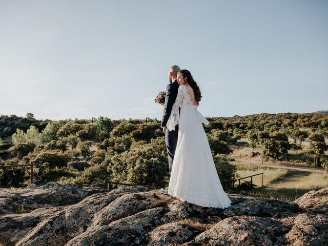 La boda de Jorge y Lorena en Torrelodones, Madrid 70