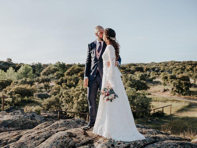 La boda de Jorge y Lorena en Torrelodones, Madrid 71
