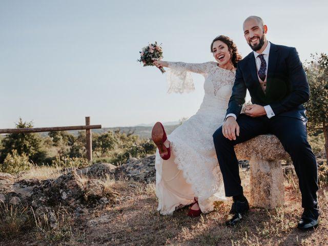 La boda de Jorge y Lorena en Torrelodones, Madrid 73