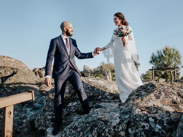 La boda de Jorge y Lorena en Torrelodones, Madrid 74