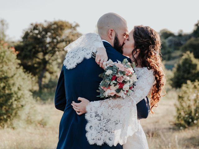 La boda de Jorge y Lorena en Torrelodones, Madrid 77