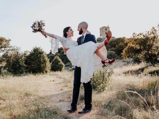 La boda de Jorge y Lorena en Torrelodones, Madrid 84