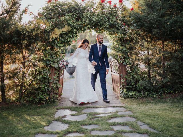 La boda de Jorge y Lorena en Torrelodones, Madrid 91