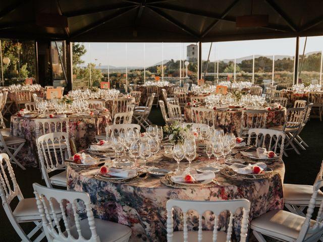 La boda de Jorge y Lorena en Torrelodones, Madrid 95