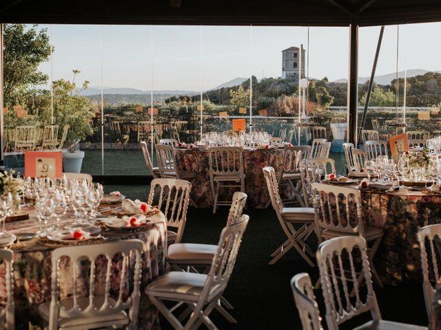 La boda de Jorge y Lorena en Torrelodones, Madrid 97